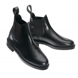 Boots cuir First Enfants