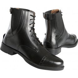 Norton Lacet synthetic boots Black