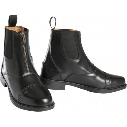 Equi-Theme Zip boots Black