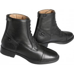 Equi-Theme Confort extreme boots with laces Black