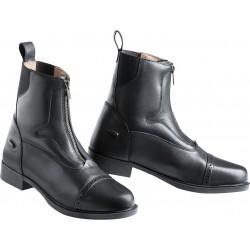 Boots Equi-Theme Confort extrême zip Noir