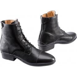 Boots Equi-Theme Primera cuir grainé Noir