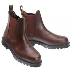 Boots d'équitation Norton Safety marron