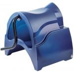 Porte-selle Saddle Box roulant Bleu