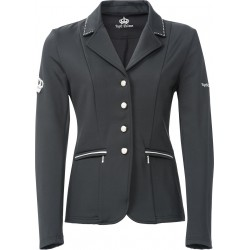 Equi-Theme Soft Cristal competition jacket Grey