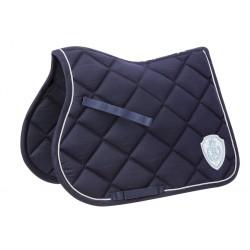 Equi-Theme Royal saddle pad Navy