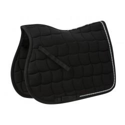 Equi-Theme Bracelet saddle pad Black