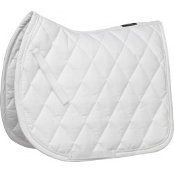 Equi-Theme Challenge saddle pad White