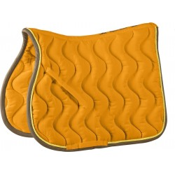 Equi-Theme Polyfill saddle pad Orange