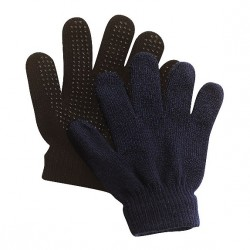 Unisize gloves Navy blue
