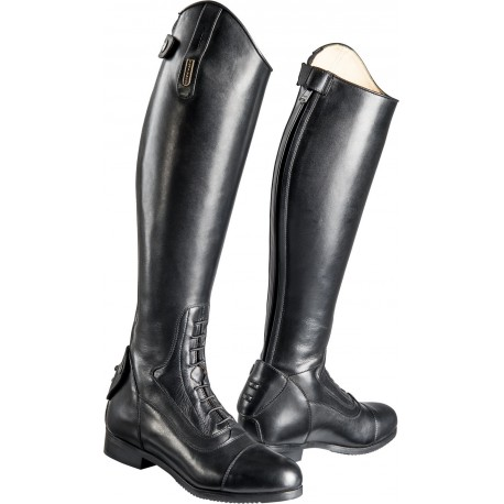 bottes equitation cuir equitheme