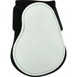 Norton Pro fetlock boots for young horses White