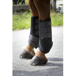 Norton Light closed tendon boots, front legs