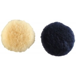 C.S.O. Real sheepskin figure-8 noseband protection