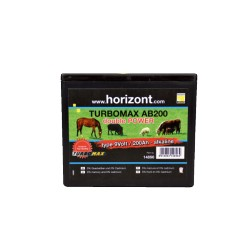 Dry battery, 9v 75 Ah, alkaline 170Ah