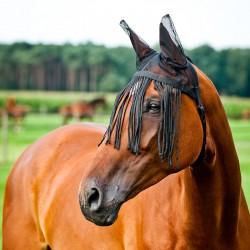 Masque anti-mouches Horze avec bonnet