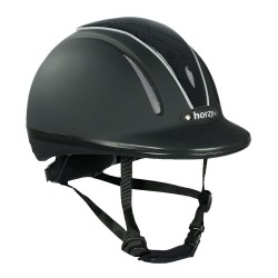 Horze Pacific Defenze Helmet adjustable VG1 Black