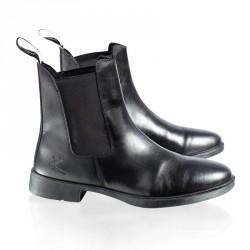 Boots jodhpur Horze Signature Noir