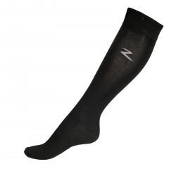 Calcetines de bambú Horze Negro