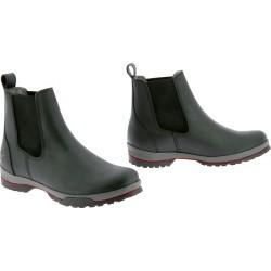 Boots Equi-Theme doublées mouton Noir
