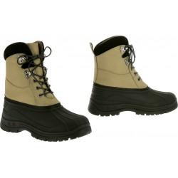 Boots Norton Mud Classic Noir / beige