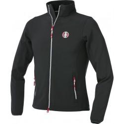 EQUI-THÈME Softshell jacket Black