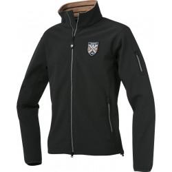 EQUIT'M Softshell jacket Black