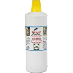 Equigold® Premium Shampoing pour chevaux