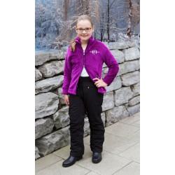 Sur-pantalon Covalliero Alaska enfant noir