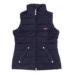 Covalliero Absolute Quilted Waistcoat for women Navy