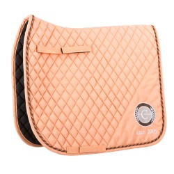 Saddle Pad Covalliero Collection Apricot