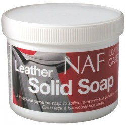 LEATHER SOLID SOAP