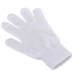 Gants Covalliero Magic Grippy Blanc