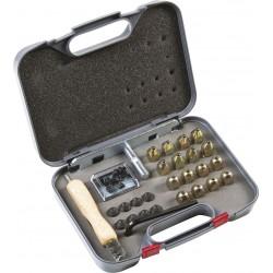 Mallette à crampons avec tungstène M12