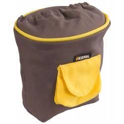 Sac à récompenses PRO 500ml, gris/jaune