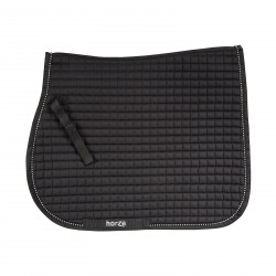 Horze Duchess All Purpose Saddle Pad Black