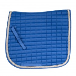 Horze Windsor Dressage Saddle Pad Blue