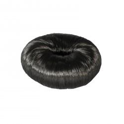 Chouchou Horze pour cheveux Noir