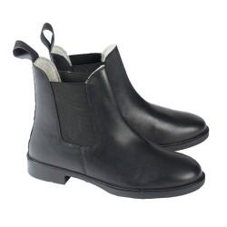 Boots Jodhpurs Winter Horze économique Noir