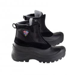 Boots d'écurie Suprême Zip Horze Noir