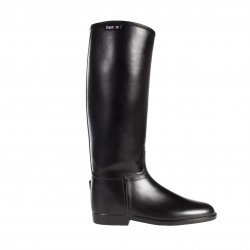 Horze Rubber Riding Boots, Junior's Black
