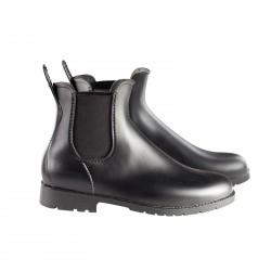 Boots Jodhpurs en caoutchouc Palermo Horze Noir