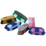 Hippo-Tonic Multi-coloured dandy brush