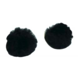 Real sheepskin C.S.O. earplugs