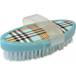 "Hippo-Tonic ""Check"" body brush"