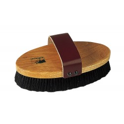 Norton Body brush, horse hair bristles