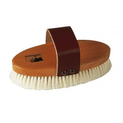 Norton Body brush, goat bristles