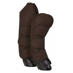 LeMieux Travel Boots Brown