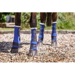 Four Seasons Leg Wraps Benetton blue