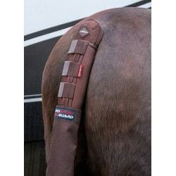 Protège-queue LeMieux ProSport Tail Guard avec sac Marron